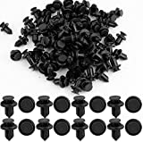 WerFamily Bumper Fender Hood Moulding Side Garnish Grille Retainer Clip 25pcs