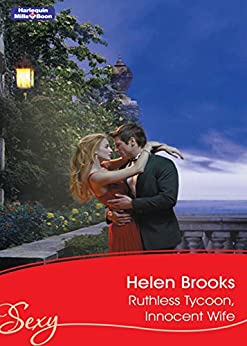 Ruthless Tycoon, Innocent Wife by [HELEN BROOKS]