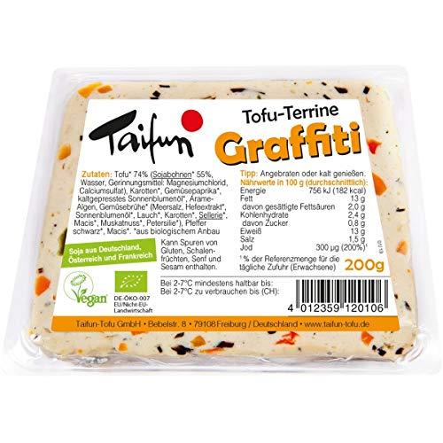 "Taifun Bio Tofu-Terrine ""Graffiti"" (200 g)"