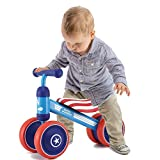 Hapsters Baby Balance Bikes, Baby Scooter, Toddler Bike Ride Toys for 1 Year