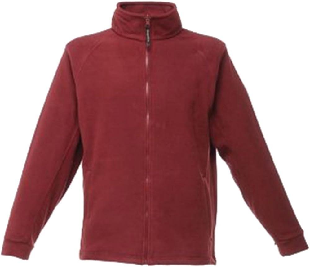 Regatta Men's Thor III Fleece Jacket Bordeaux XL