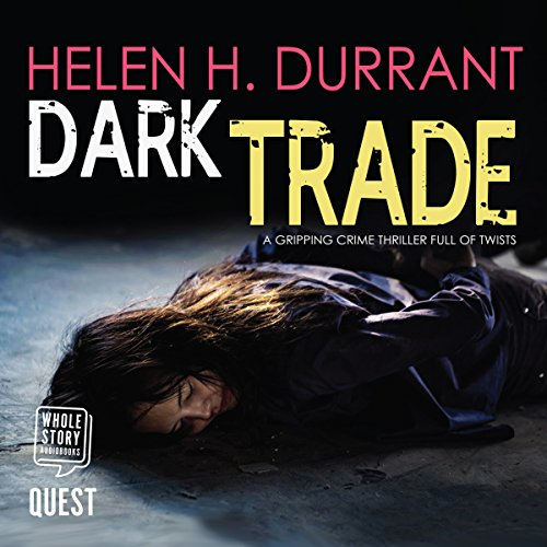 Dark Trade audiobook cover art
