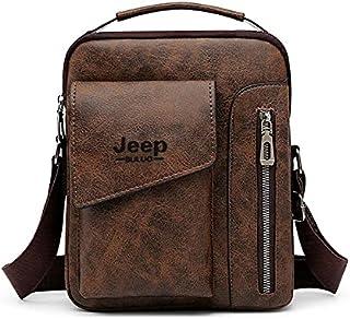 جيب بولو حقيبة للرجال-بني - حقائب الكتف