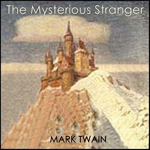 The Mysterious Stranger cover art