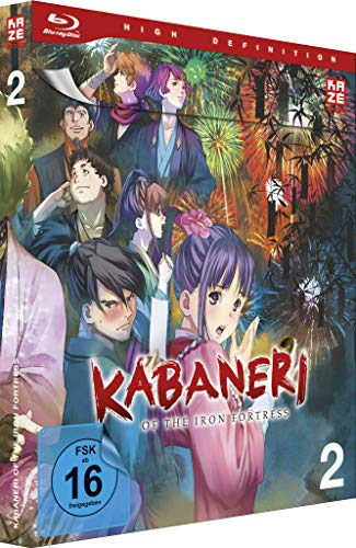 Kabaneri Of The Iron Fortress - Vol.2 - [Blu-ray]