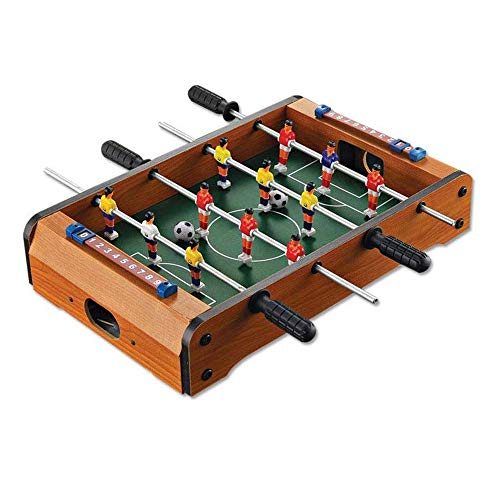 Check Out This BZLLW Soccer Foosball Table for Adults Kids Room Sports Game - Classic Indoor and Out...