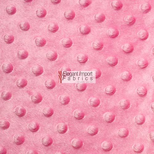 Minky Dot Soft Fabric