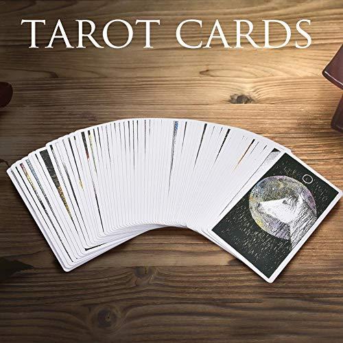 Cokeymove Der Wilde unbekannte Tiergeist Deck-Führer Tarotkarten Brettspielkarte Enjoyable