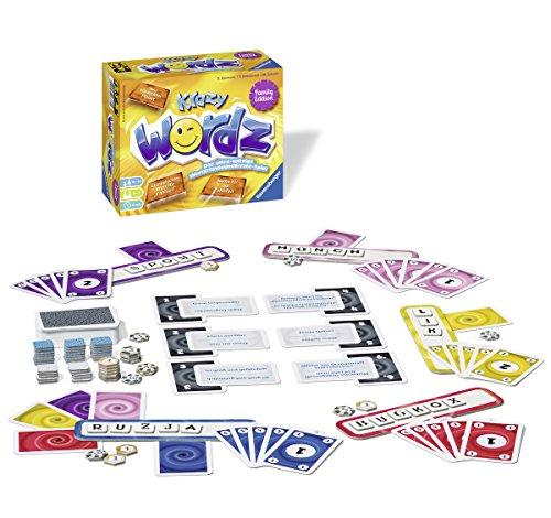 Ravensburger Spiele 26733 - Krazy Wordz Family