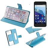 K-S-Trade Flipcover Für Archos Access 55 3G Schutz Hülle