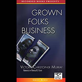 Grown Folks Business audiobook cover art