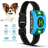 Best Bark Collar For Big Dogs - Valoinus Dog Bark Collar Adjustable Sensitivity and Intensity Review