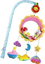 Baoblaze Baby Babies Cot Crib Musical Mobile Lullaby Nursery Animals Multicoloured - Style-1, as described