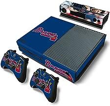 FriendlyTomato Xbox One Console and Controller Skin Set - Baseball MLB - Xbox One Vinyl