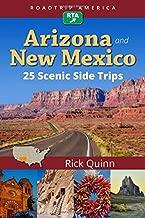 arizona new mexico road trip map