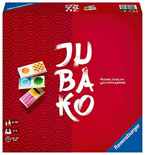 Ravensburger Spiele 26818 - Jubako 26818 - Brettspiel ab 8 Jahren