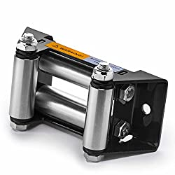 ATV Winch Roller Fairlead by Driver Recovery Products
