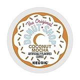 The Original Donut Shop Coconut Mocha, Keurig K-Cups, 72 Count by Donut Shop Classics