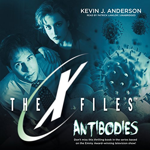 Antibodies audiobook cover art