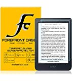 Forefront Cases Screen Protector for Kobo Nia, Tempered Glass - 2 Pack - Kobo Nia Screen Protector - 9H Scratch Resistant, HD Clear, 3D Touch Support