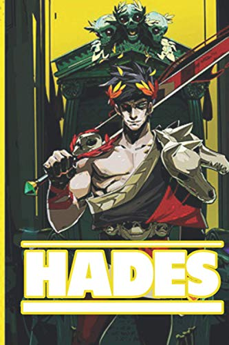 Hades Game Notebook: | Hades Video-game Notebook|Journal Hades Game|