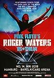Roger Waters, Hamburg, 2018, Original - Concert - Poster -