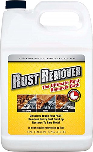 Sunnyside Corporation 777G1 Rust Remover Bath Parts Cleaner, Gallon