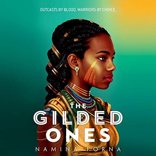 The Gilded Ones cover art