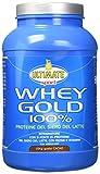 Ultimate Italia Whey Gold 100% - Proteine Del Siero Del Latte Isolate E Idrolizzate – Integratore Di Proteine Per La Crescita E Il Mantenimento Della Massa Muscolare Magra, Gusto Cacao, 1.5 Kg