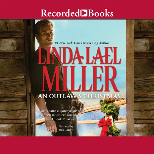An Outlaw's Christmas audiobook cover art