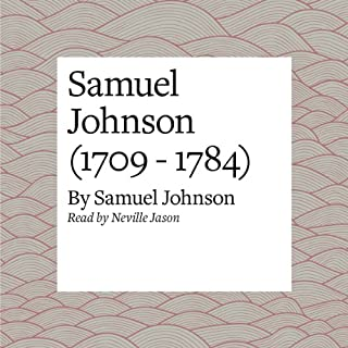 Samuel Johnson (1709 - 1784) cover art