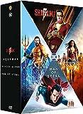 Origin Stories - Man of Steel + Wonder Woman + Aquaman + Shazam! [Francia] [DVD]