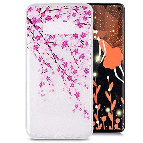 Compatible for Samsung Galaxt S10 Lite Case Karikatur Muster Handyhülle Hülle Silikonhülle Handy Hülle Bumper Schutzschicht Ultradünn Handyschale Durchsichtig Transparent