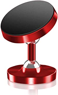 AMERTEER Cell Phone Stand Dock for Table Car Super Strong Magnets 360° Rotation Universal Magnetic Mount for iPhone X / 8/7 / 6 Samsung LG Moto and More