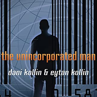 The Unincorporated Man audiobook cover art