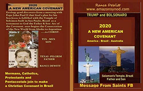 AMAZON COVENANT 2020: TRUMP & BOLSONARO (English Edition)
