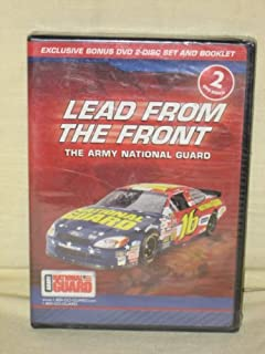 The Army National Guard: Lead From The Front - 2-Disc DVD VIDEO & DVD ROM Set