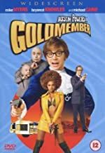 Austin Powers 3 - Goldmember [Reino Unido] [DVD]