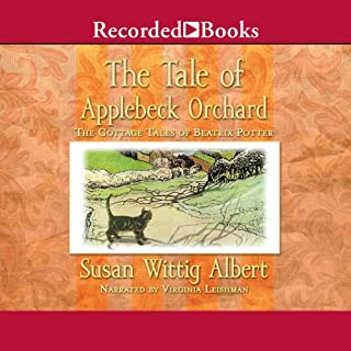 The Tale of Applebeck Orchard audiobook cover art