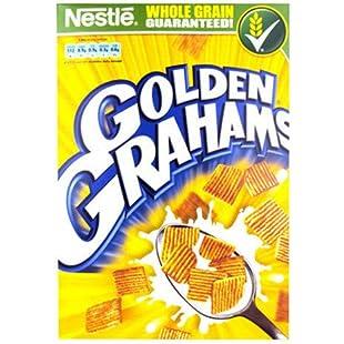 Nestlé Golden Grahams Cereal, 375 g