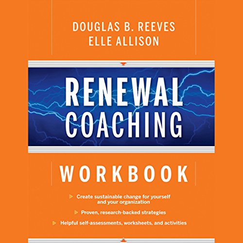 Renewal Coaching Workbook audiobook cover art