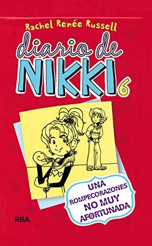 Diario de Nikki 6: Una rompecorazones no muy afortunada: Una rompecorazones no muy afortunada: 006