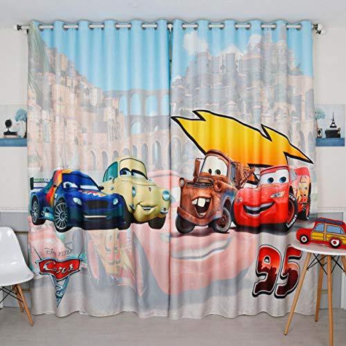cortinas coches niños