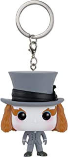 Funko POP Keychain: Alice: Through The Looking Glass Mad Hatter Action Figure