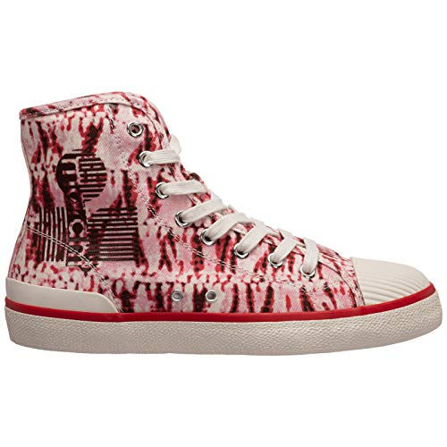 Isabel Marant Damen Sneaker high Rosso 36 EU