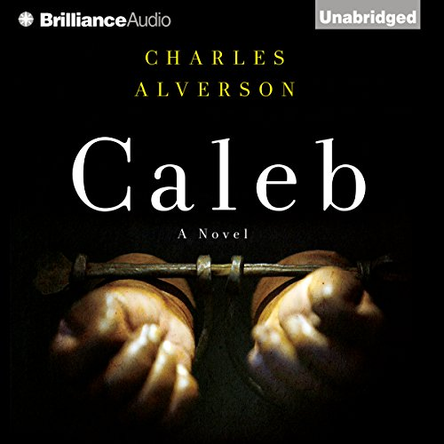 Caleb audiobook cover art