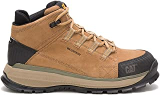 Utilize Waterproof Alloy Toe Work Boot Men 11.5 Sand
