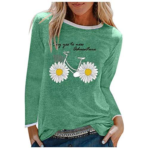 Buyaole,Camisetas Gym Mujer,Camisa Amarilla,Tops Mujer Cortos Fiesta,Vestidos Fiesta Mujer Largos Boda,Ropa Mujer...