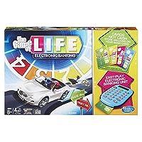 Hasbro - Board Game - Game of Life Electronic Banking [並行輸入品]