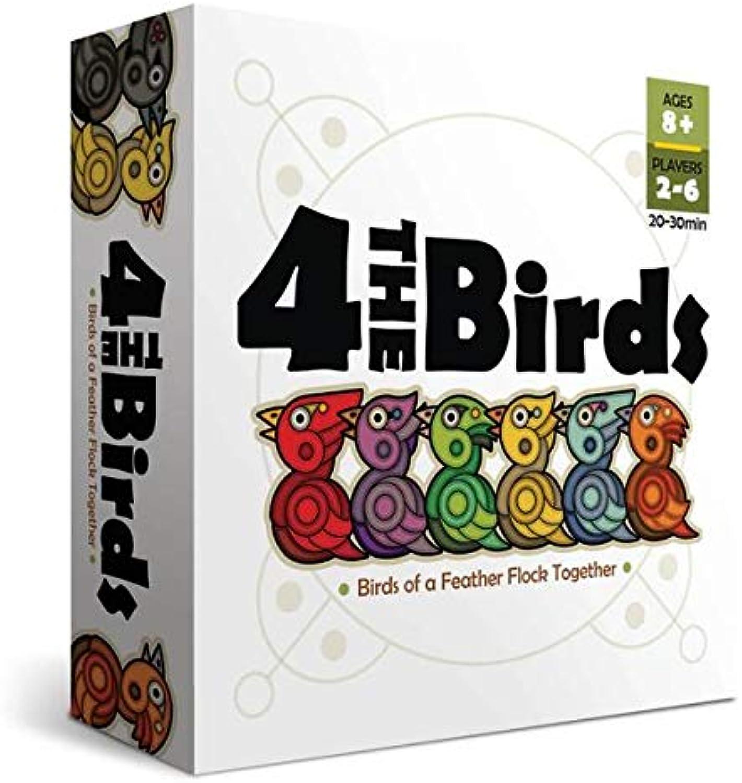 Breaking Games BGZ1350 4 The Birds